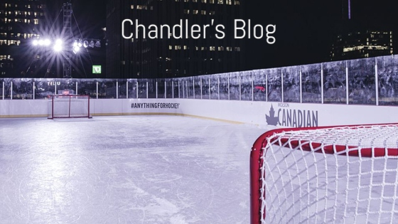 Chandler's Blog